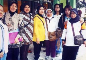 Foto bersama Kader Posyandu