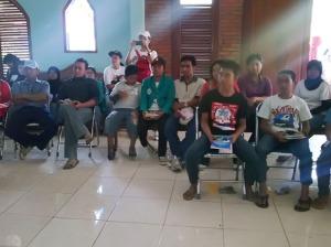 Foto para peserta penyuluhan Bahaya Narkoba