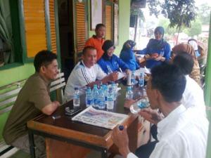 Rapat Kader-kader Jumantik di Kantor RW.03
