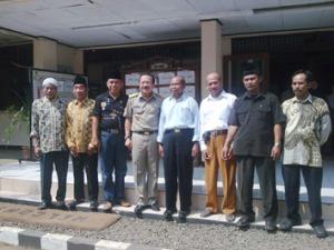 Kunjungan Gubernur DKI Jakarta