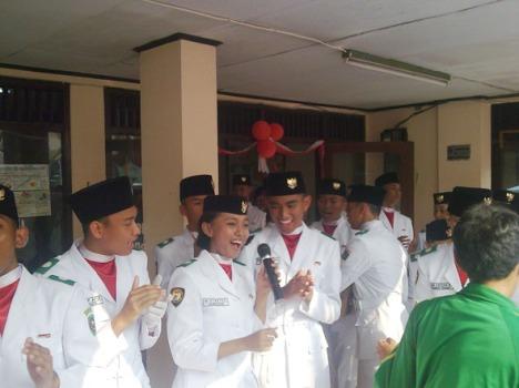 Bernyanyi Bersama, Lagu-lagu Kebangsaan Indonesia