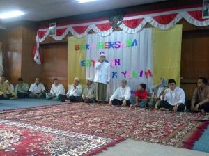 Kultum oleh Habib Abdurrahman bin Ahmad Assegaf  LC.