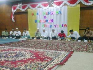 Acara Buka Bersama